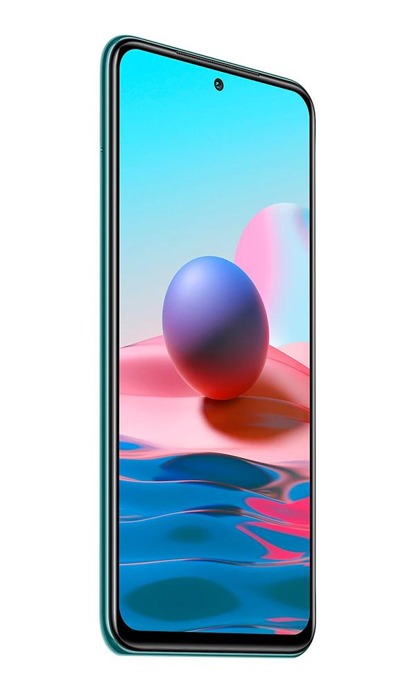Telefon inteligent Redmi Note 10 4GB+128GB , Lake Green