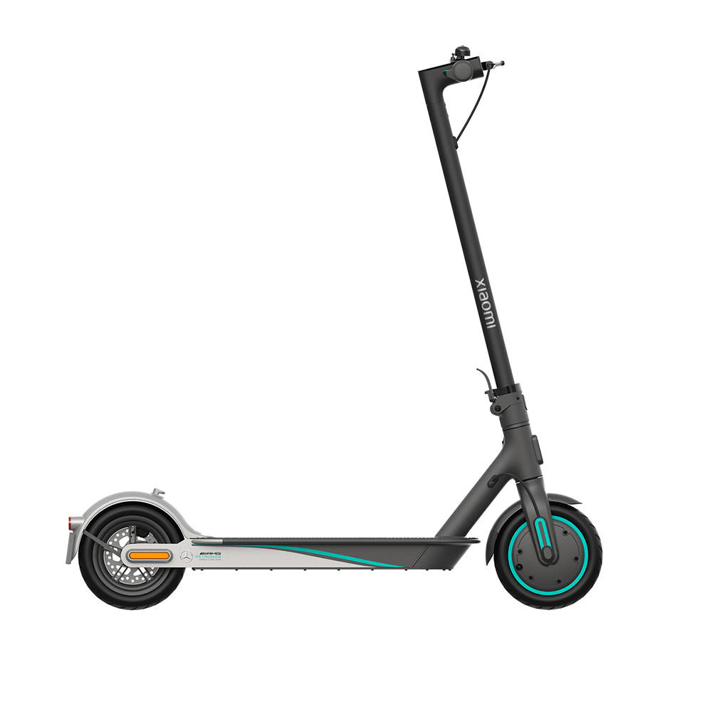 Mi Electric Scooter Pro 2 Mercedes-AMG Petronas F1 Team Edition - Scuter electric