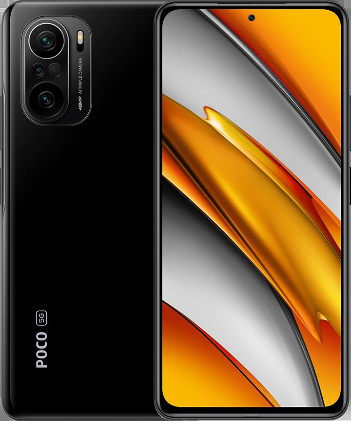 POCO F3 8GB+256GB, Night Black