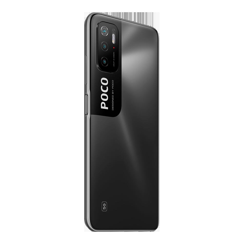 POCO M3 Pro 5G 6GB+128GB, Power Black