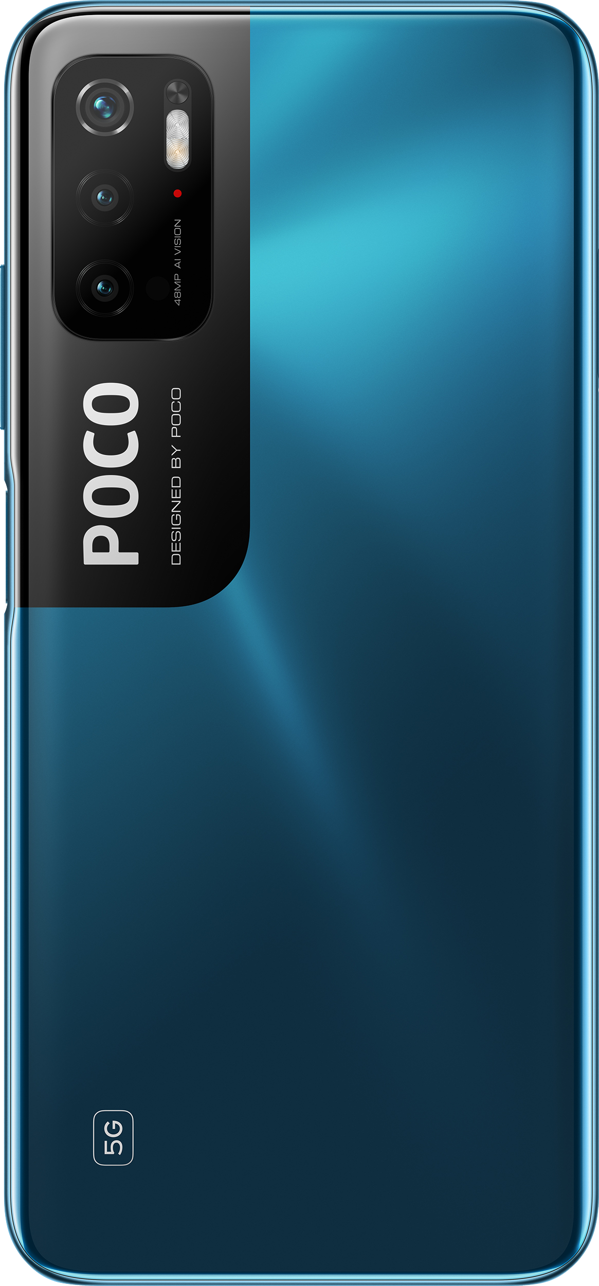 POCO M3 Pro 5G 6GB+128GB, Cool Blue
