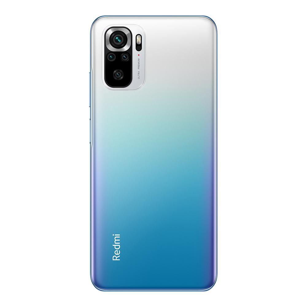 Redmi Note 10S 6GB+128GB okostelefon, Ocean Blue