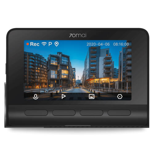 70mai Dash Cam 4K (A800S) - menetrögzítő kamera