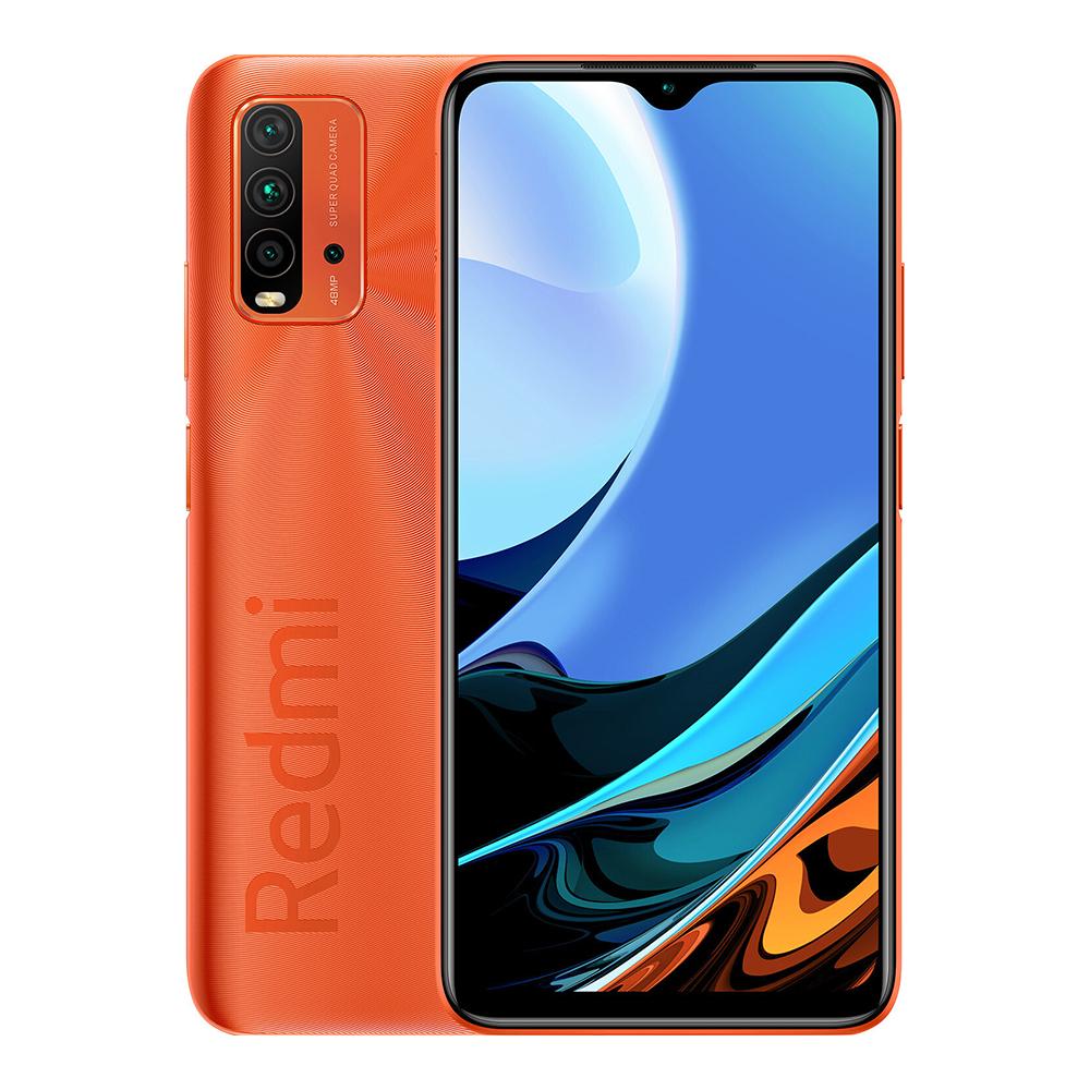 Redmi 9T 4GB+128GB okostelefon, Sunrise Orange