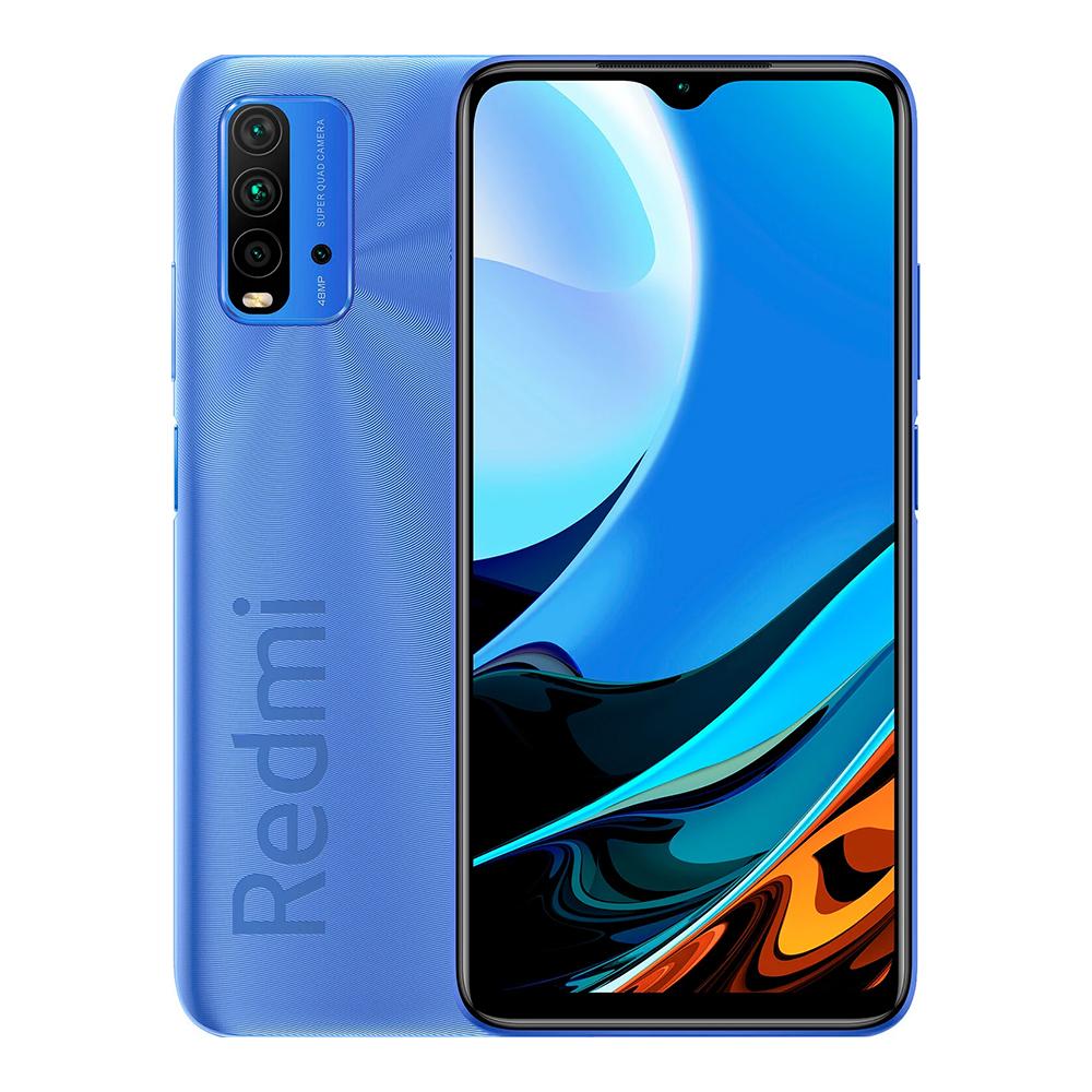 Redmi 9T 4GB+128GB okostelefon, Twilight Blue