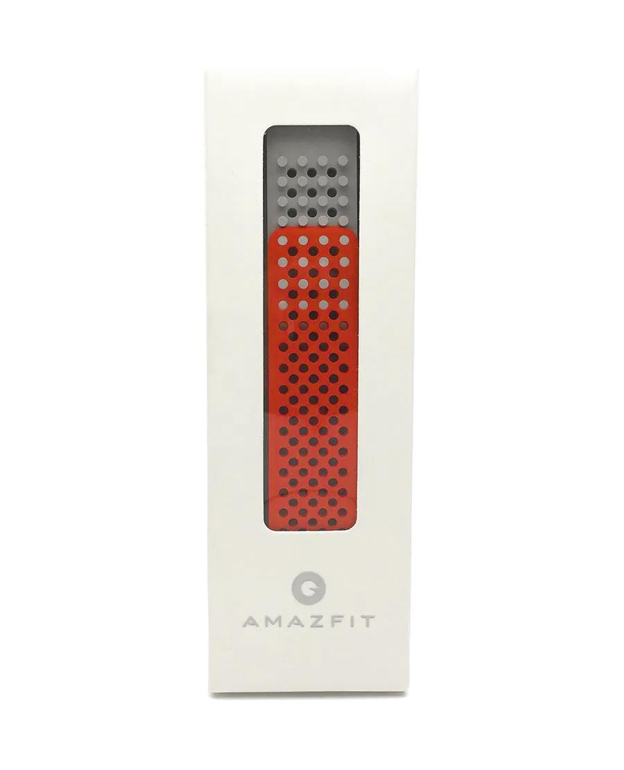 Amazfit szíj 20mm - Fluoroelastomer Series Air Edition (A19095), Horizon Orange