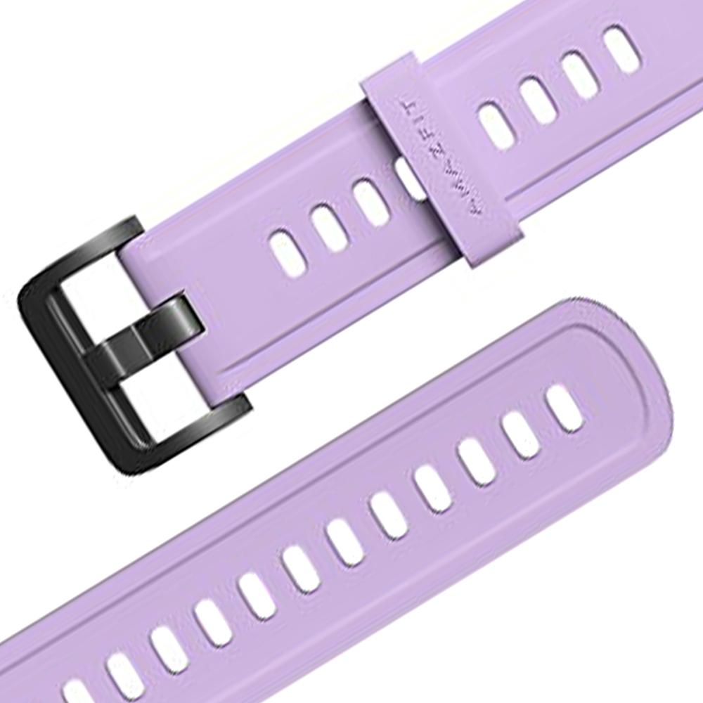 Amazfit szíj 22mm - Colorful Series, Taro Purple