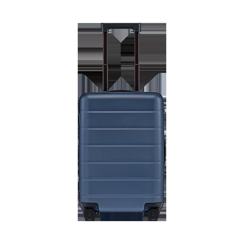 """Xiaomi Luggage Classic 20"""" - gurulós bőrönd számzárral, kék"""