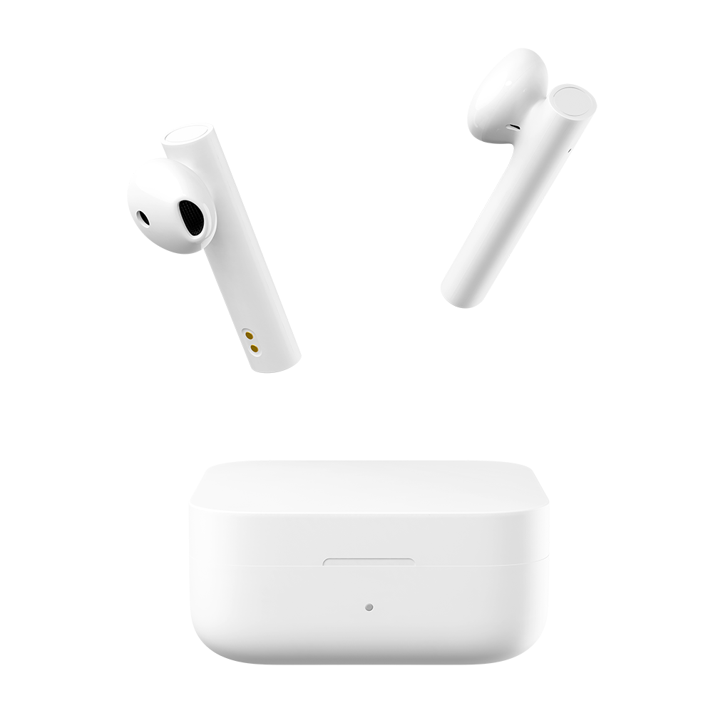 Xiaomi Mi True Wireless Earphones 2 Basic mikrofonos fehér bluetooth TWS fülhallgató - BHR4089GL