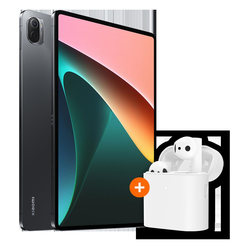 Xiaomi Pad 5 6GB+128GB, Cosmic Gray + Mi True Wireless Earphones 2S
