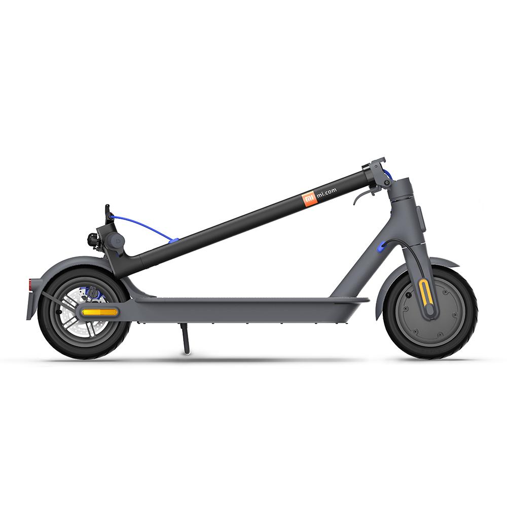 Mi Electric Scooter 3 (Onyx Black) elektromos roller + Mi Watch Lite okosóra Bundle Kit