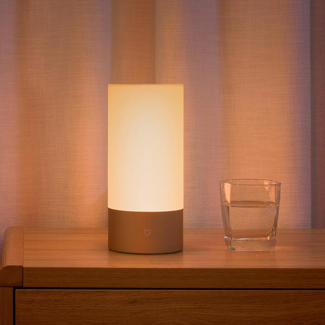 Xiaomi Mi Bedside lamp -  okos éjjeli lámpa, arany