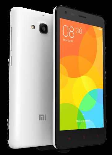 Redmi 2 PRO okostelefon - fekete-fehér