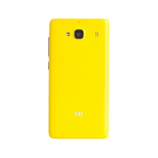 Capac spate Xiaomi Redmi 2 /Pro galben