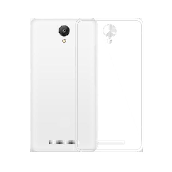 Carcasă silicon Xiaomi Mi4c transparent