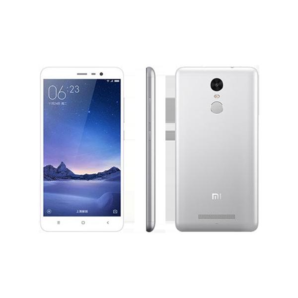 Redmi Note 3 okostelefon - fehér-ezüst