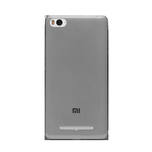 Husă silicon Xiaomi Mi4c cenușie