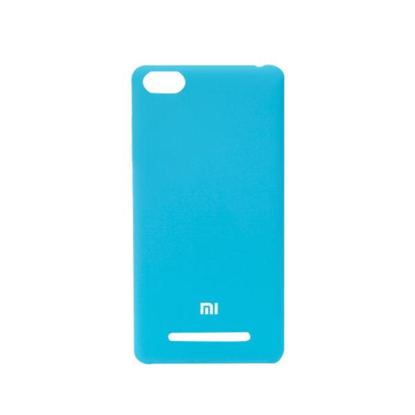 Mi 4C TPU hátlap - kék, original