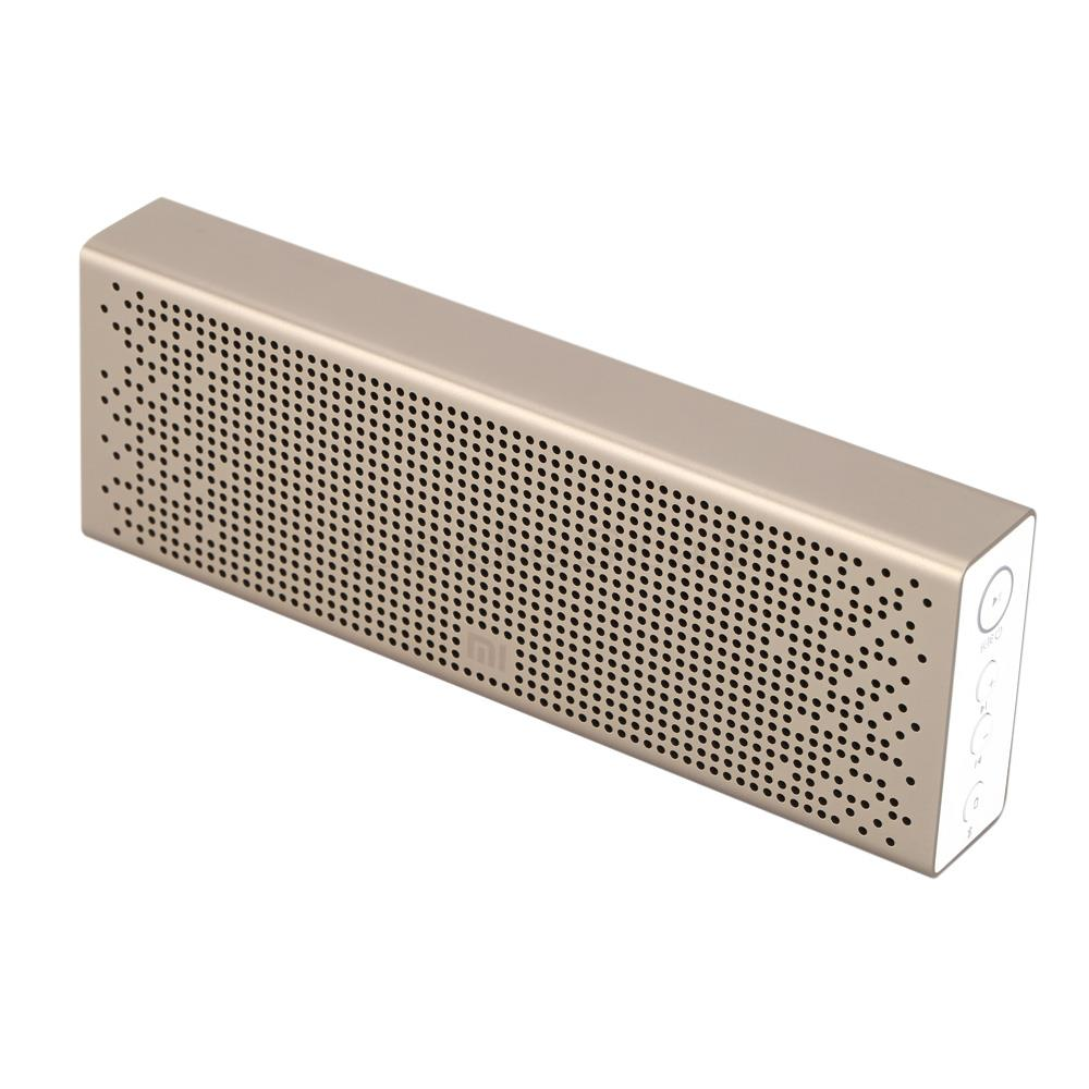 Boxe Bluetooth Xiaomi Mi Square Speaker - Auriu