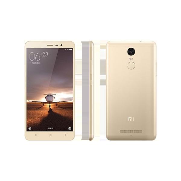 Redmi Note 3 okostelefon - arany