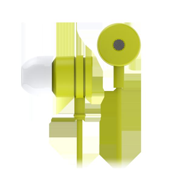 Piston 1 Simple fülhallgató - zöld