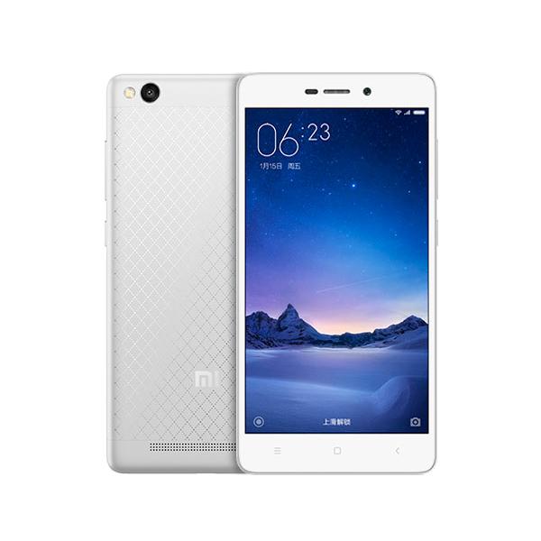 Redmi 3 okostelefon - ezüst