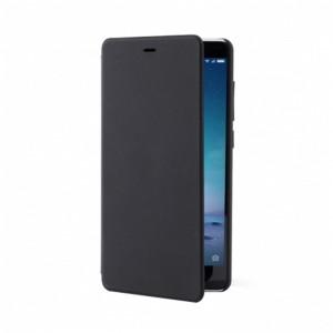 Husă flip-cover Xiaomi Mi4c - Negru
