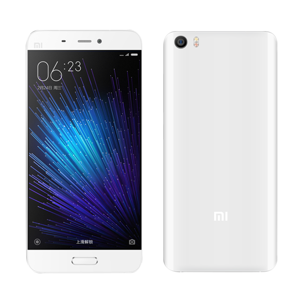 Mi5 okostelefon - 32GB, fehér