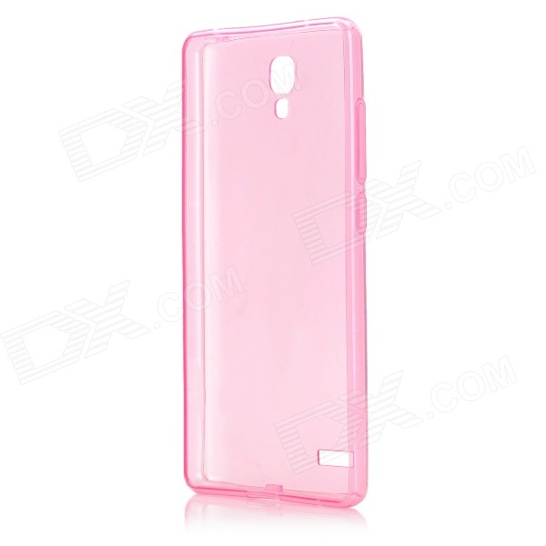 Redmi Note 3 szilikon tok - rózsaszín