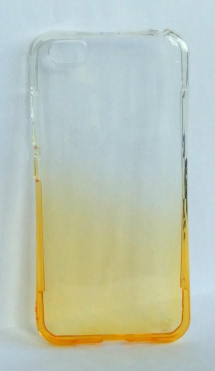 Mi5 szilikon tok - sárga