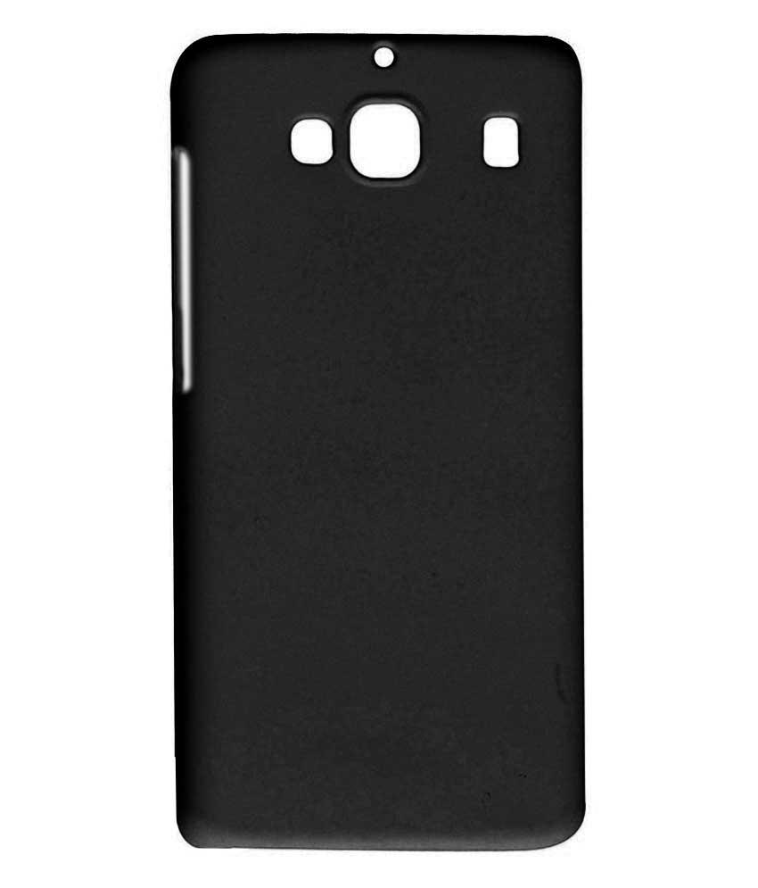 Redmi Note 3 gumirozott tok - fekete