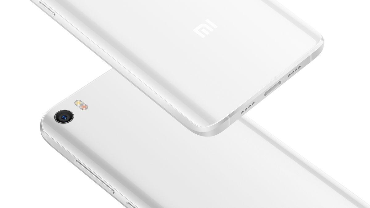 Mi5 okostelefon - 64GB, fehér