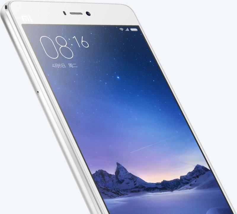 Mi 4S okostelefon - fehér