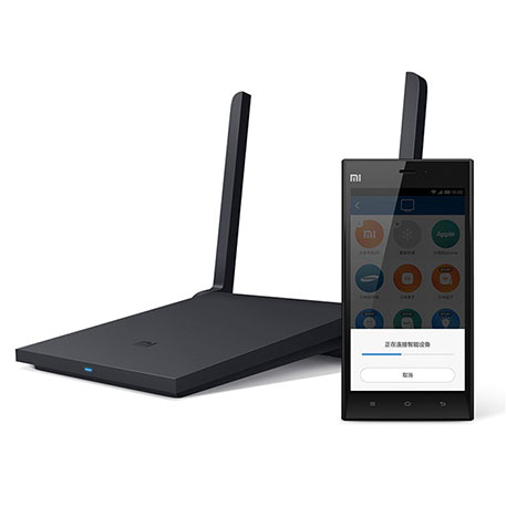 Mi WiFi Router Mini - fekete