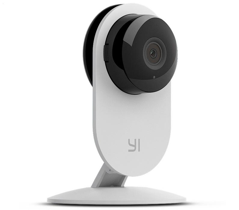 Yi Home Camera 720p, éjjellátó okoskamera - fehér
