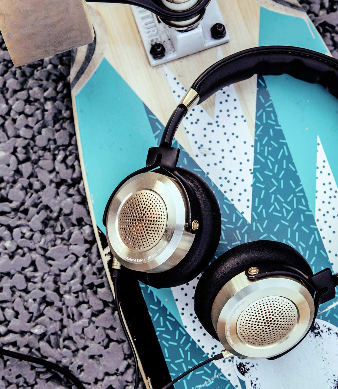 Mi Headset Hi-Fi fejhallgató - arany