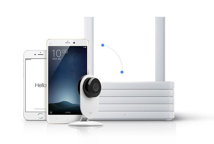 Mi Router - 1TB, fehér