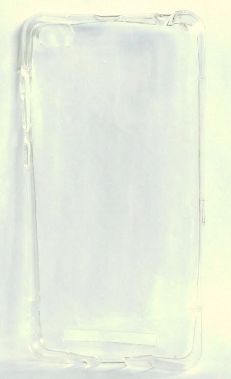 Husă silicon Xiaomi Redmi Note3 original - Transparent