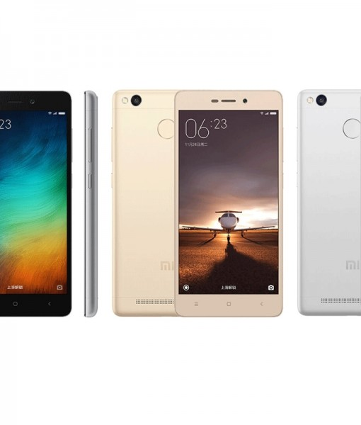 Redmi 3 Pro okostelefon - 3+32GB, ezüst