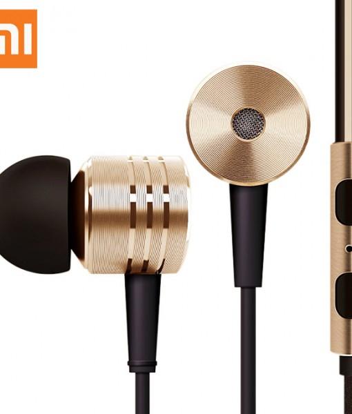 Piston Steel fülhallgató - arany