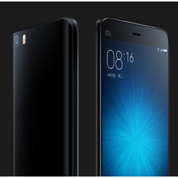 Mi5 okostelefon - 128GB, fekete