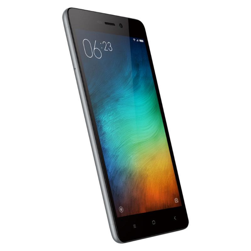 Redmi 3S okostelefon - 2+16GB, szürke