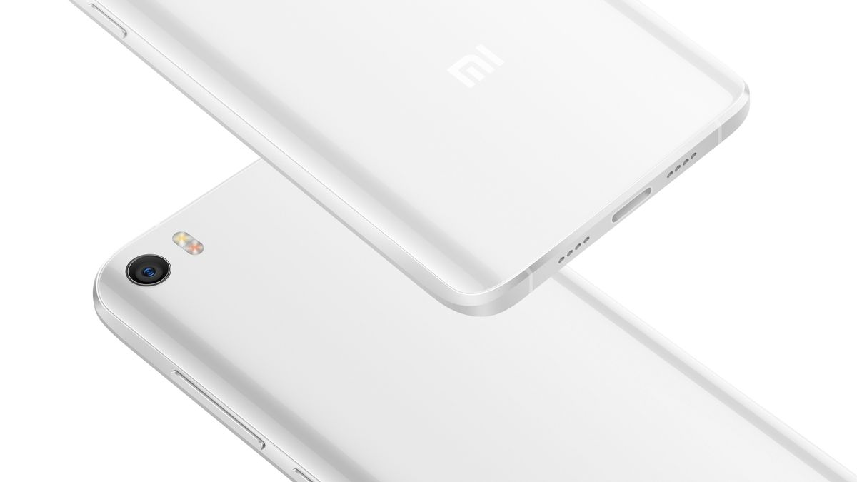 Mi5 okostelefon - 128GB, fehér