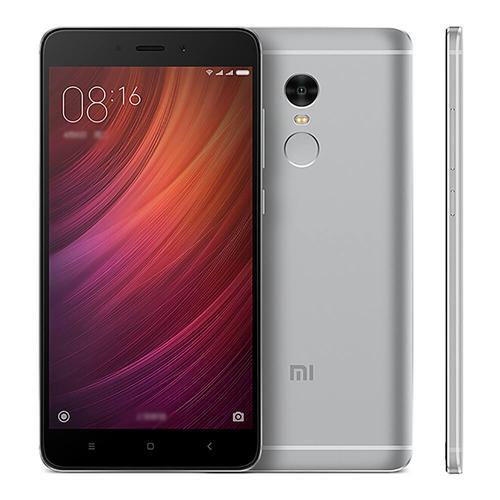 Redmi Note 4 MTK okostelefon - 3+64GB, szürke