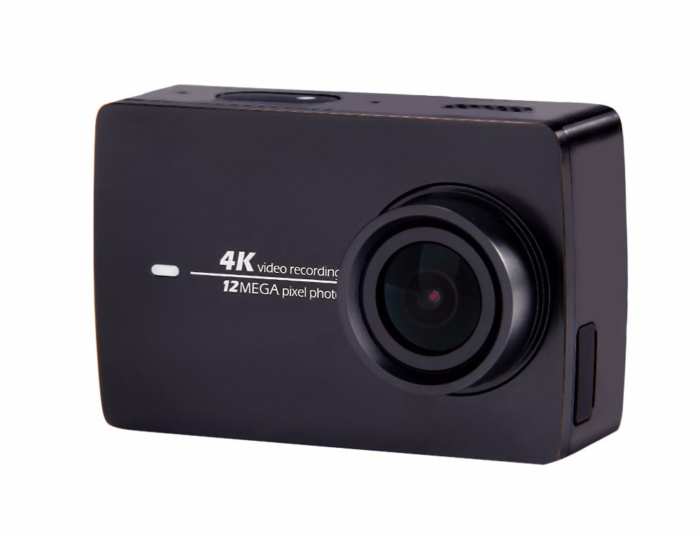 Cameră video Yi Action 4K WiFi - Neagră