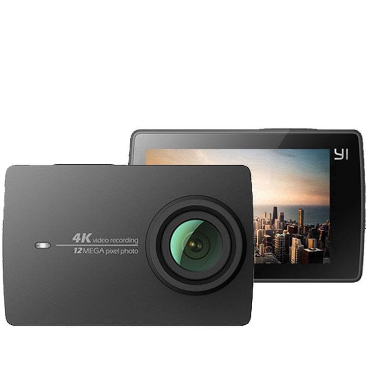 Yi Action 4K WiFi akciókamera - fekete