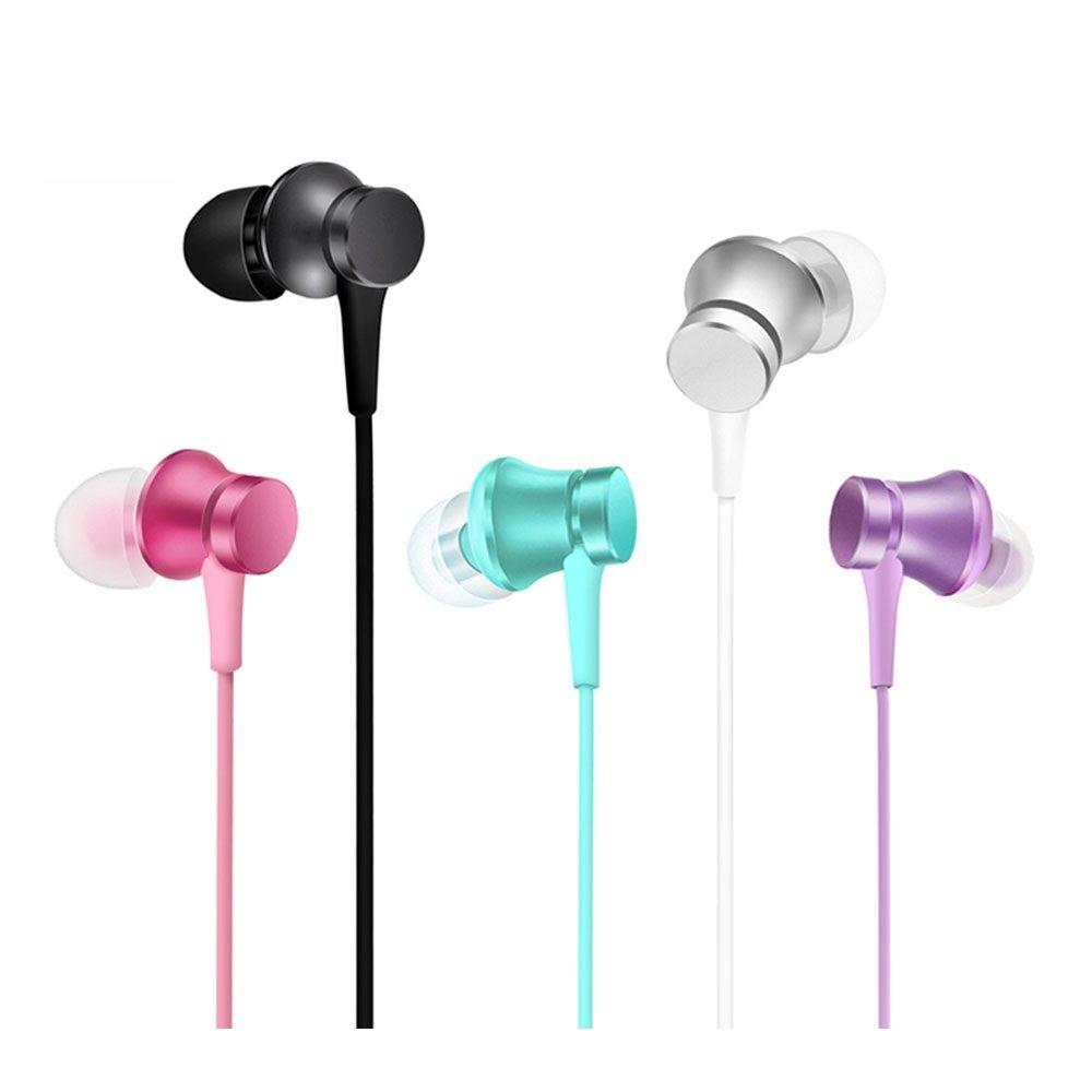 Mi Basic fülhallgató - fekete