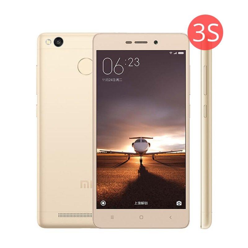 Redmi 3S okostelefon - 2+16GB, arany