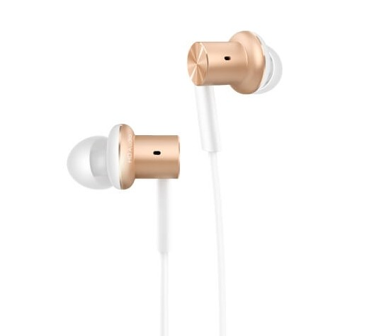 Mi Hybrid Earphones fülhallgató - arany