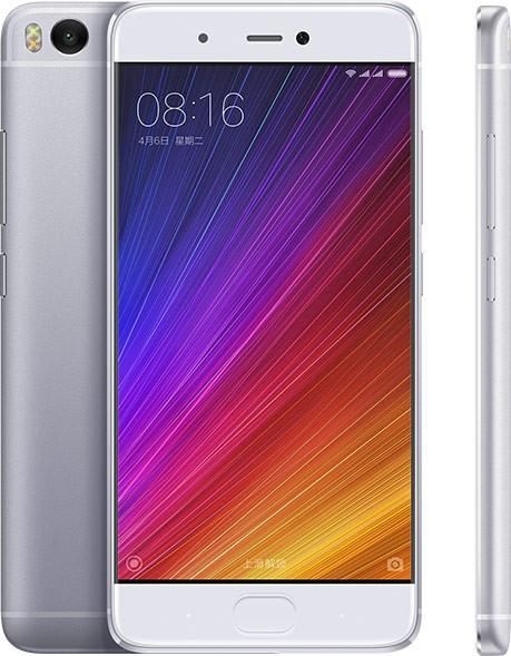 Mi 5S okostelefon - 4+128GB, ezüst
